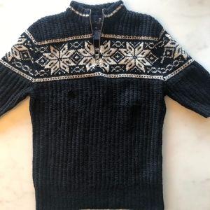 Ralph Lauren Sweater with snow flake detail